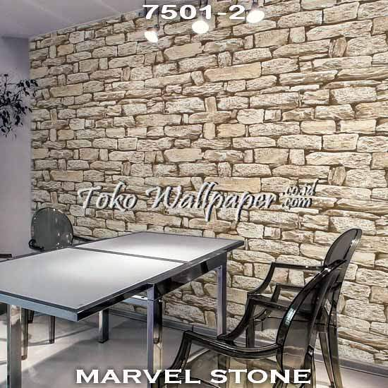 01 Jual Wallpaper Korea MARVEL STONE