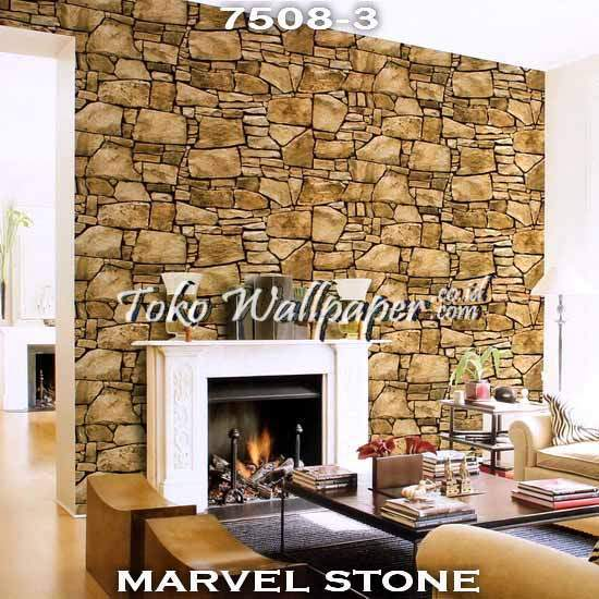 09 Jual Wallpaper Korea MARVEL STONE