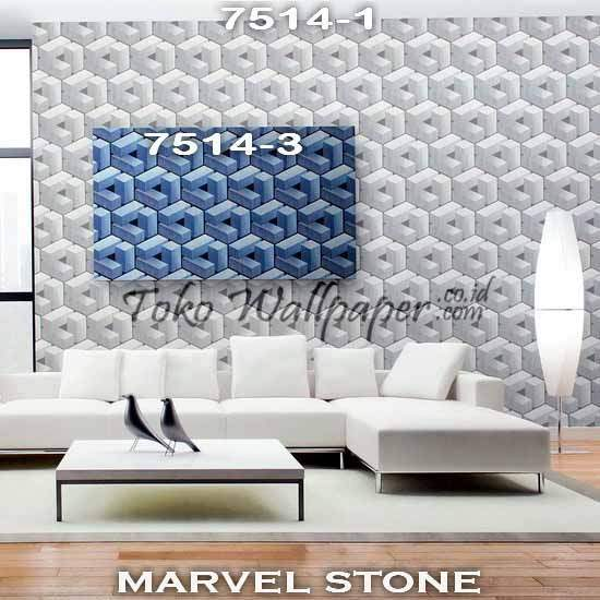 17 Jual Wallpaper Korea MARVEL STONE