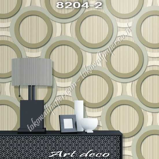 06 Jual ART DECO Korea Wallpaper
