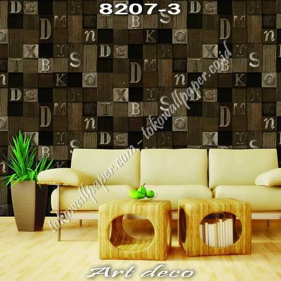 11 Jual ART DECO Korea Wallpaper