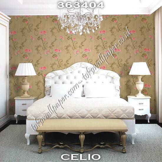 01 Supplier wallpaper dinding Celio