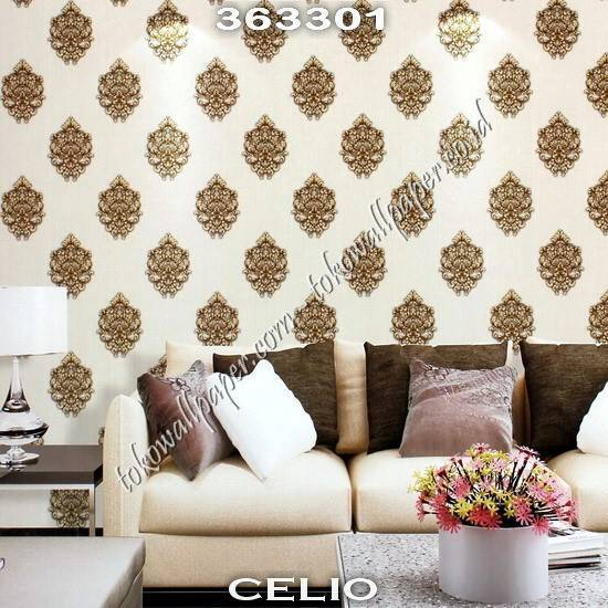 02 Supplier wallpaper dinding Celio
