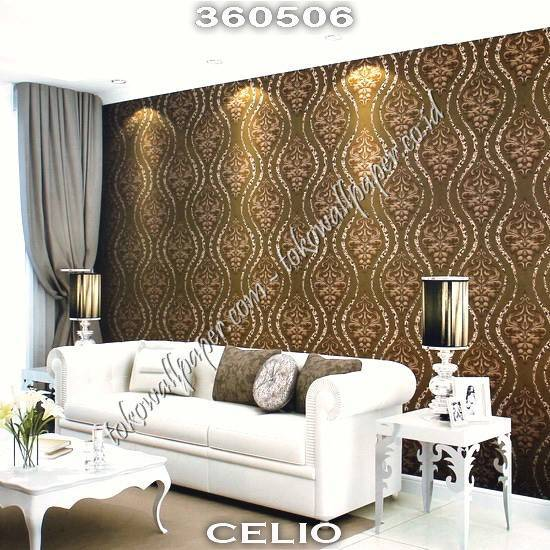 08 Supplier wallpaper dinding Celio