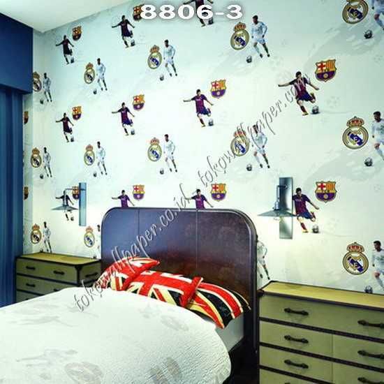 04 Wallpaper Kamar Anak Kids Story