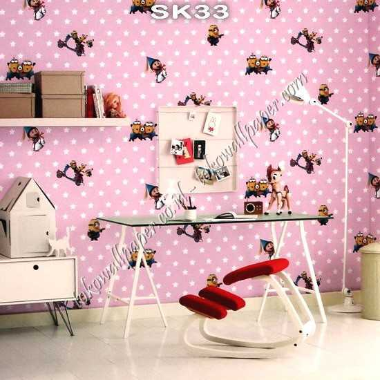 Supplier Wallpaper Dinding Super Eco
