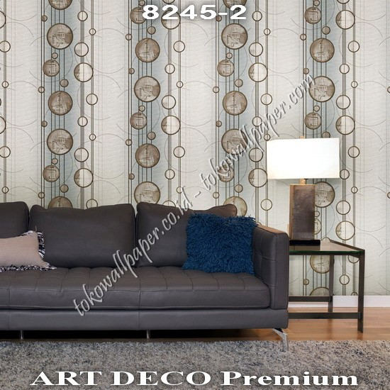 ART DECO PREMIUM Korea Wallpaper