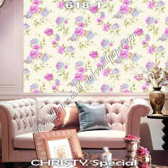 Harga Wallpaper Christy Special di Lombok