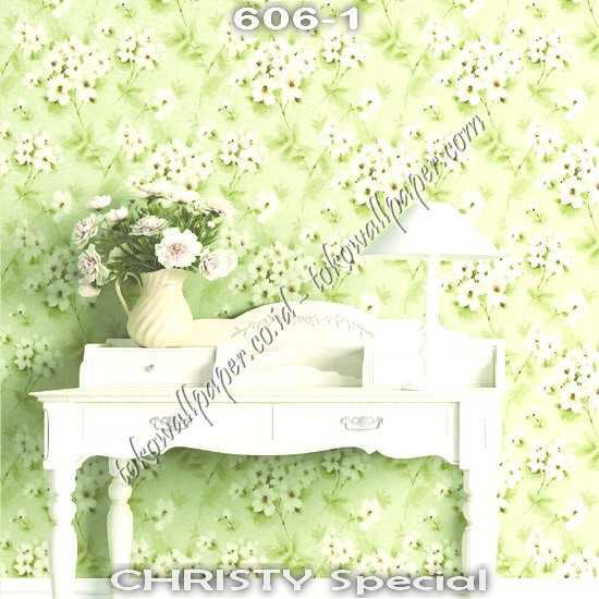 Harga Wallpaper Christy Special di Medan