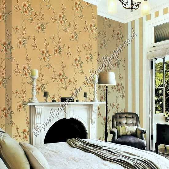 Supplier wallpaper dinding Casablanca di Solo