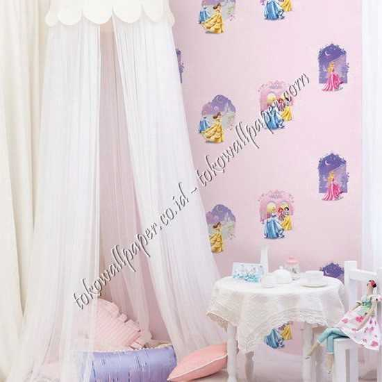 Toko wallpaper dinding kamar anak Dream World di Bontang