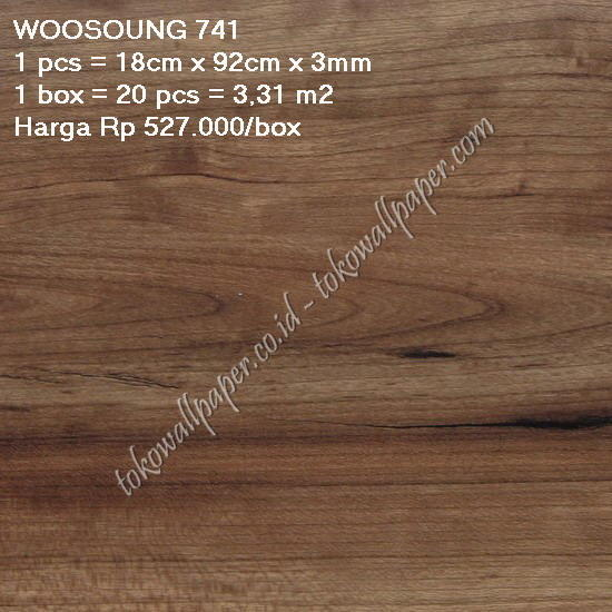 WOOSOUNG 741 
